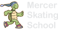 Mercer Skate School Logo